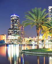 Orlando By Night