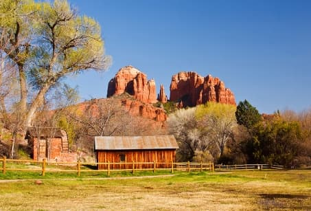 Mon Ranch en Arizona