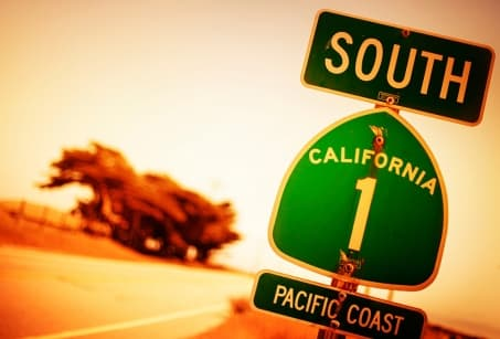 Highway 1, la route mythique Californienne !